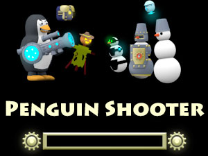 Penguin Shooter - Free Online Game