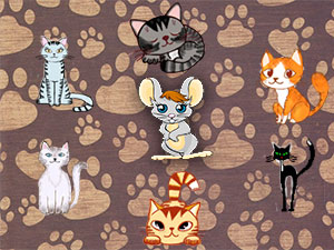 Smart Cats - Free Online Game